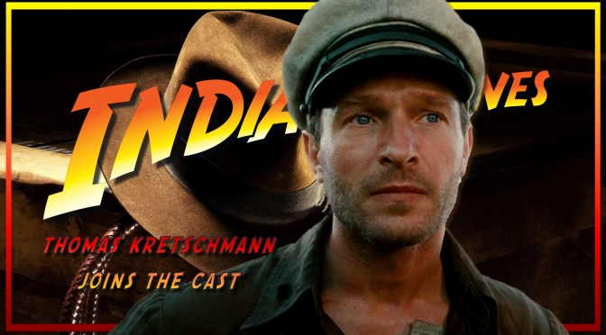 Indiana Jones 5 | Thomas Kretschmann Joins The Cast