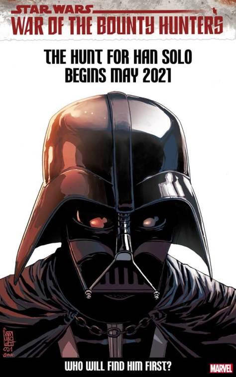 War Of The Bounty Hunters Vader