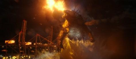 Godzilla vs Kong - Godzilla Attacks