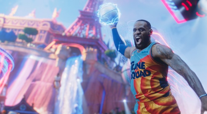 First Trailer For Space Jam: A New Legacy Shoots And Scores!