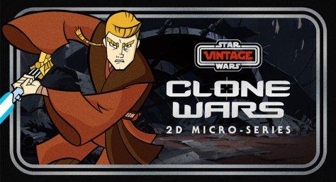 Star Wars Clone Wars 2D - Disney Plus