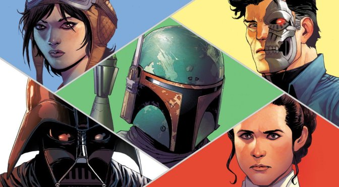 War Of The Bounty Hunters: New Variant Covers Revealed!
