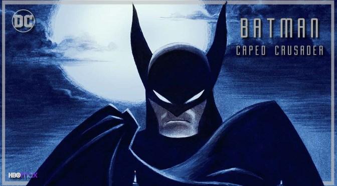 New Batman Caped Crusader Animated Series Coming