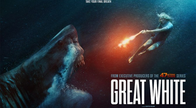 The Trailer For Great White Swims In