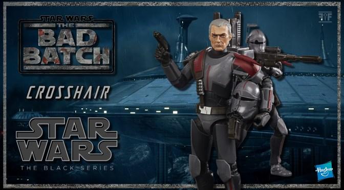Review | Crosshair (The Bad Batch) Hasbro Black Series