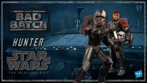 Review | Hunter (The Bad Batch) Hasbro Black Series