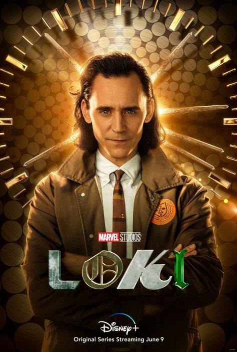 Loki Character Poster