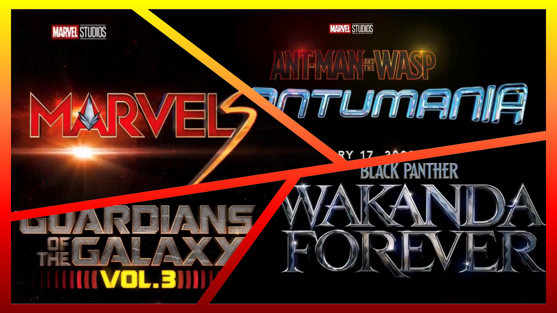 Delayed! Indiana Jones And Marvel Output Shift Release Dates!