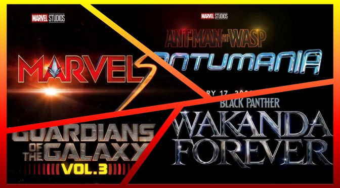 Marvel Studios Shows Us The Future!