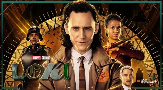 Disney Plus Shares A New Poster For Marvel Studios' Loki