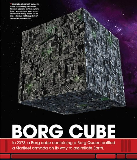 Star Trek Shipyards - The Borg