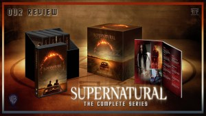 Review | Supernatural The Complete Series Boxset