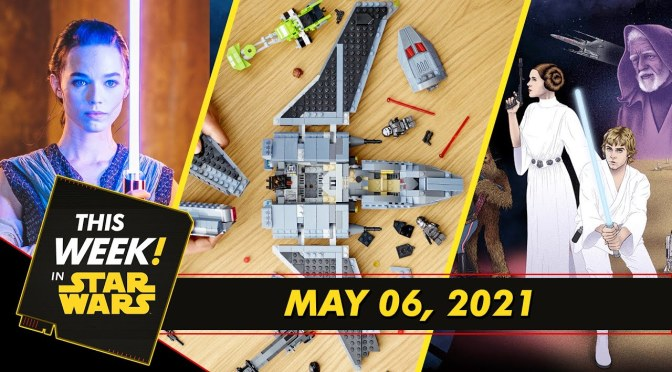 This Week In Star Wars | The Bad Batch Has Arrived, Hyperspace Lounge Visits Endor, and More!