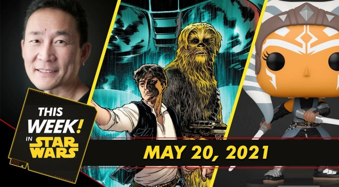 This Week In Star Wars | The Mandalorian Season 2 Funko Pops!, a Chat With Doug Chiang, and More!