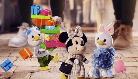 Disney nuiMO's May Collection
