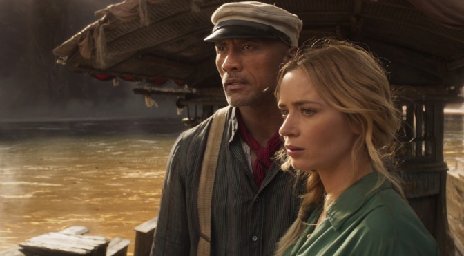 New Clip From Jungle Cruise Sails In!
