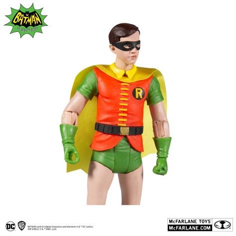 McFarlane Batman The Classic Series Retro Robin