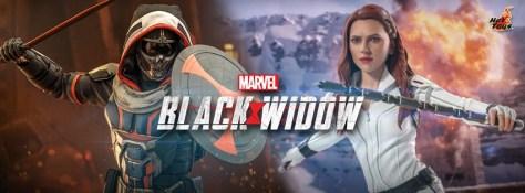 Hot Toys Black Widow