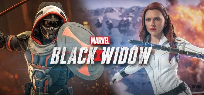 First Look | Hot Toys Black Widow And Taskmaster