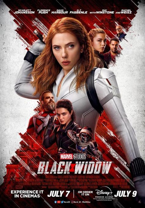 Black Widow Official Poster