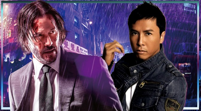 John Wick 4 Adds A Martial Arts Legend To The Cast!