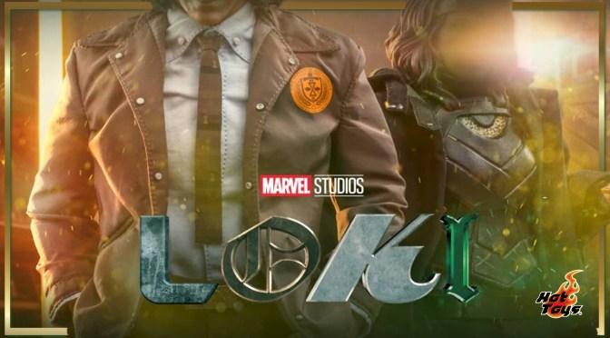First Look | Hot Toys Marvel Studios' Loki