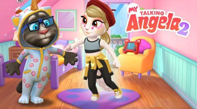 FOTF Games News-My Taking Angela 2 Hits 100 Million Global Downloads