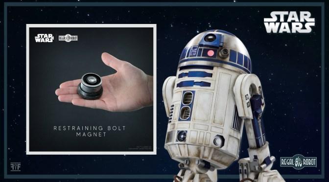 Regal Robot | Restraining Bolt Magnet Revealed!