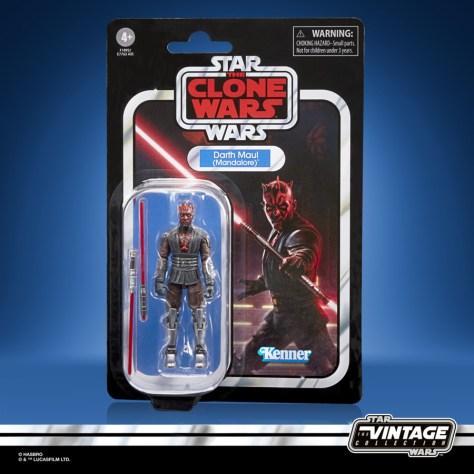 Hasbro Star Wars TVC Maul