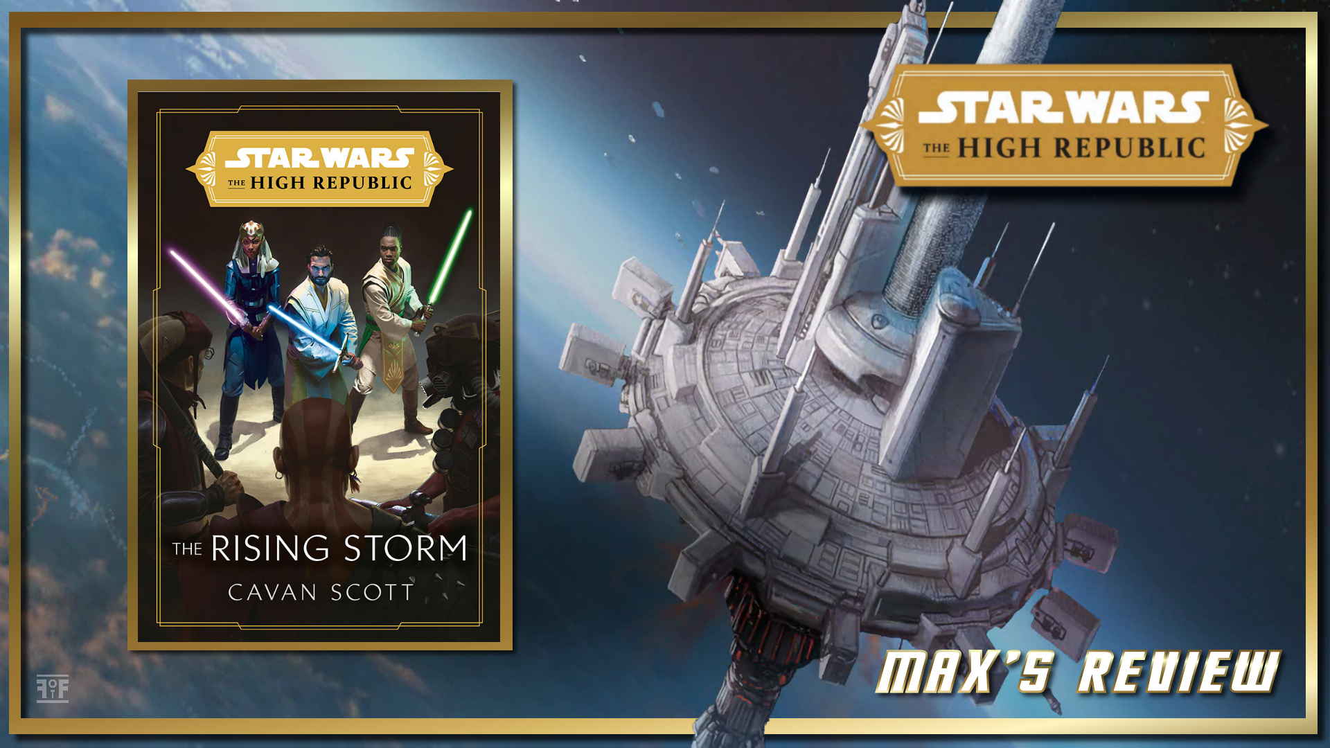 Star Wars The High Republic The Rising Storm Review