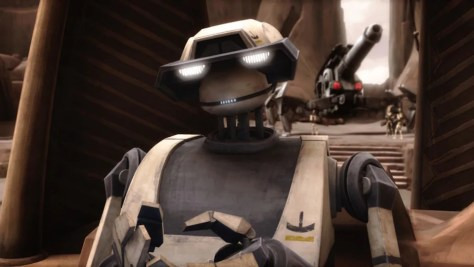 Tactical Droid
