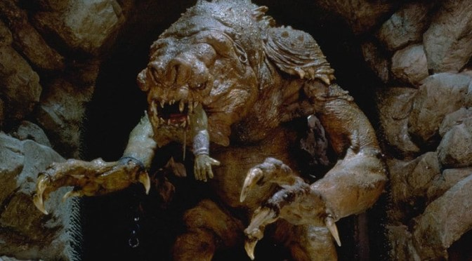 The Bad Batch | Is The Rancor At Jabba's Palace Elderly?