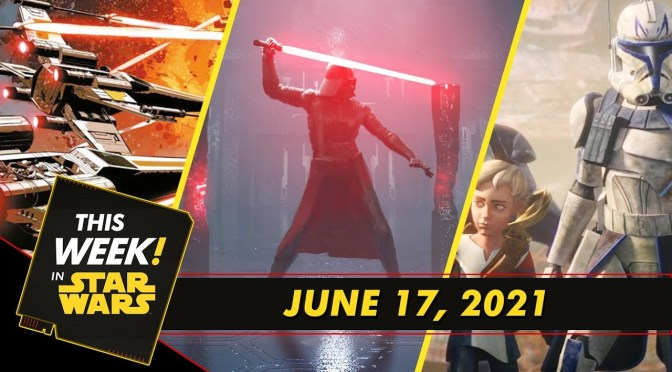 This Week In Star Wars | New Vader Immortal Art, Battles that Shaped the Galaxy, and More!