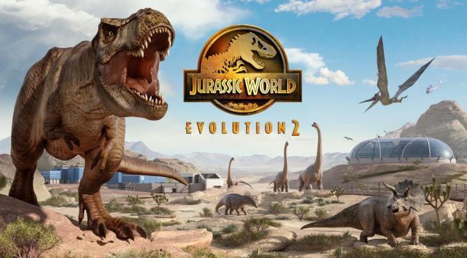The Trailer For 'Jurassic World Evolution 2' Stomps Online