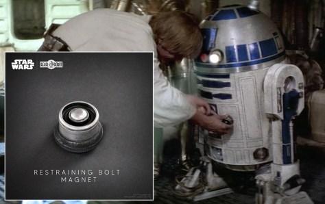 Regal Robot Restraining Bolt Magnet