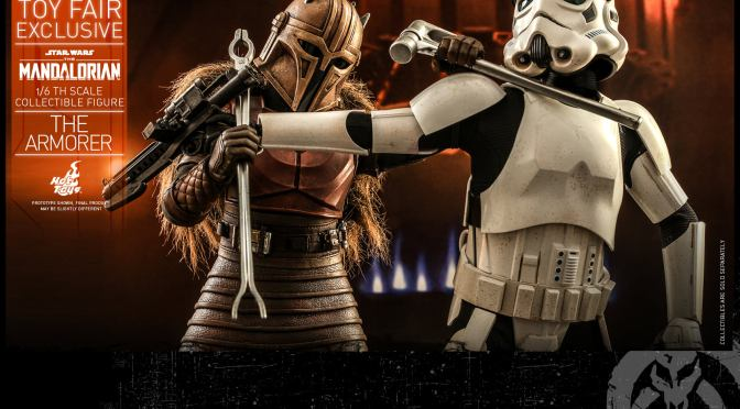 First Look | Hot Toys 2021 Toy Fair Exclusive Figures