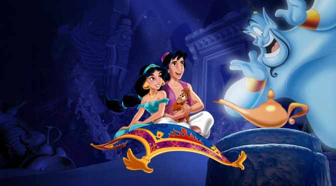 I Heart Revolution X | Disney's Aladdin Collection