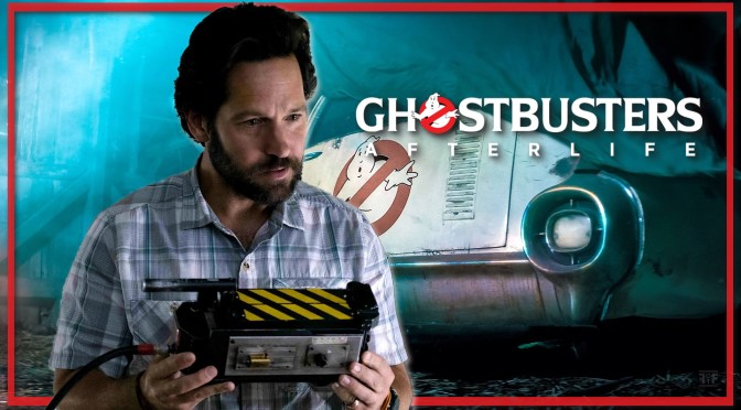 Ghostbusters Afterlife Cast Urge Us To Get Back To The Cinema!