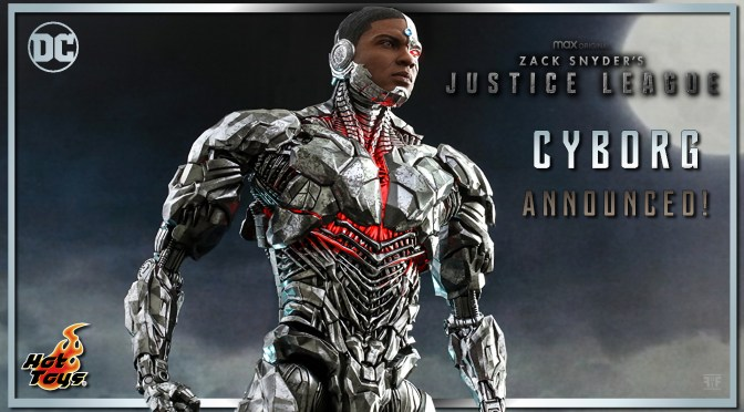 First Look | Hot Toys Announces Cyborg And New Batman Figures