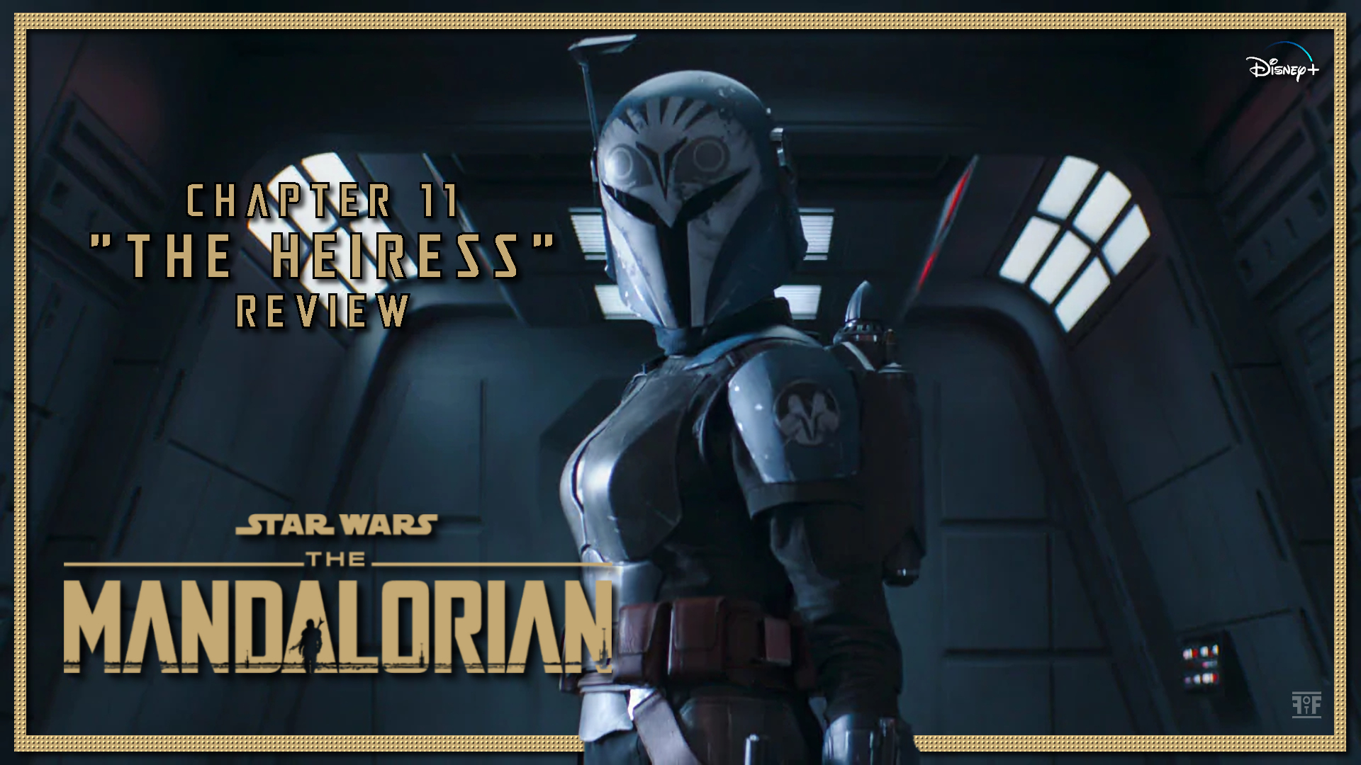 The Mandalorian Chapter 11 The Heiress Review