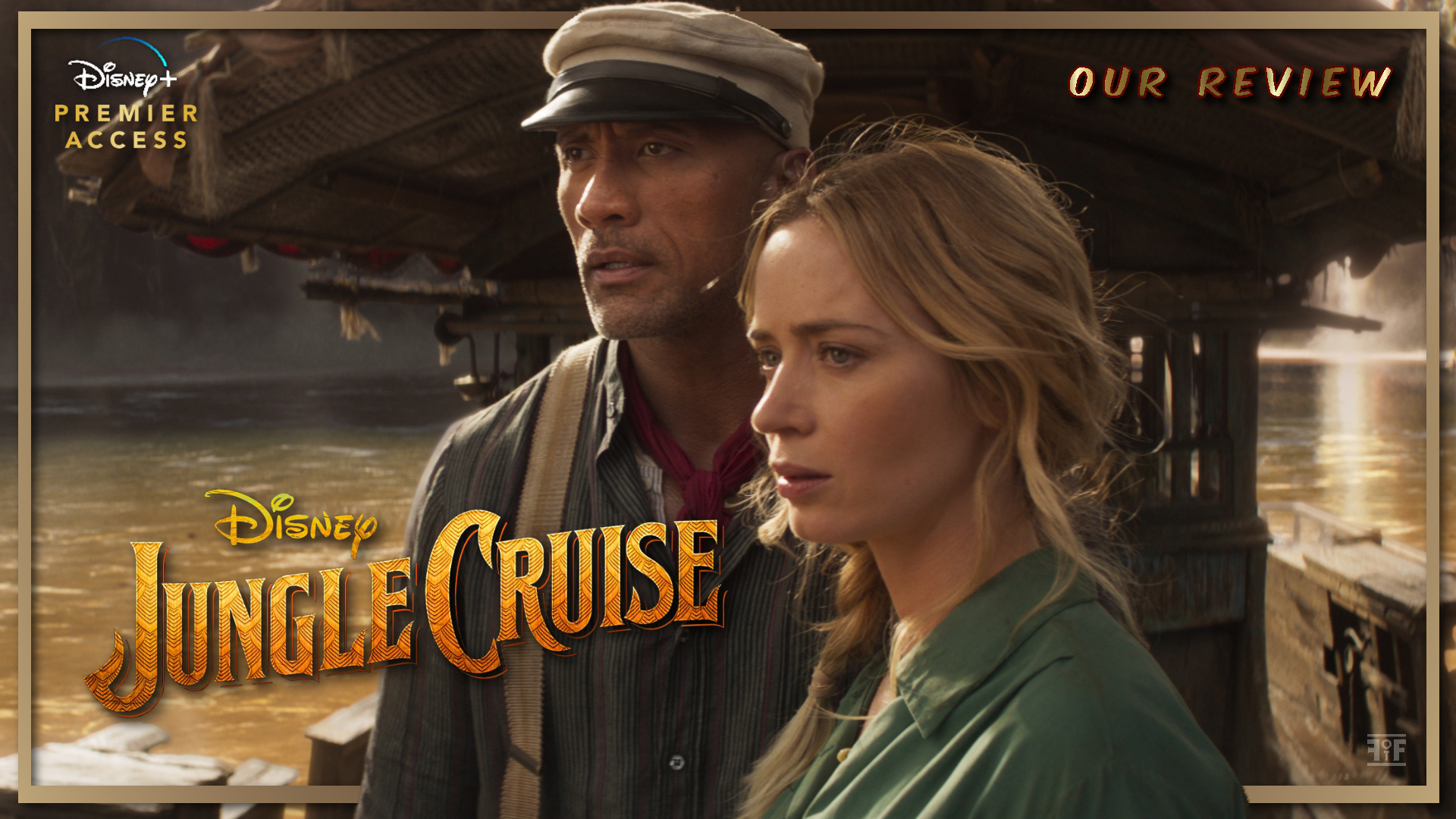 Disney's Jungle Cruise Review