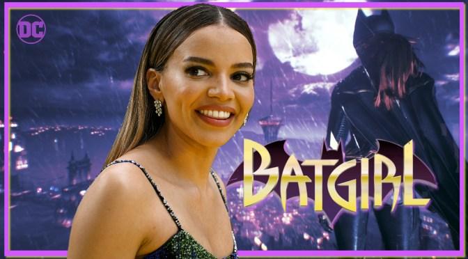 Look Out Gotham | Leslie Grace Cast As Batgirl
