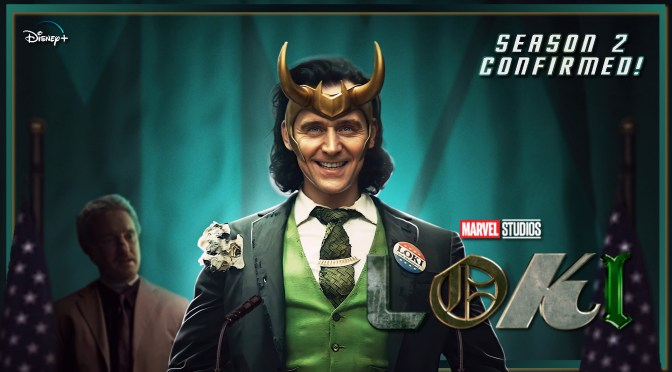 It's Official | Loki Will Return For Season 2
