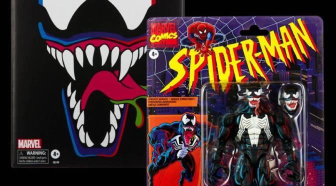 First Look | Marvel Legends Venom (Spider-Man) Hasbro PulseCon