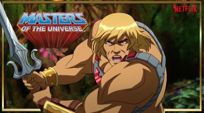 New Masters Of The Universe Revelation Trailer Divides The Sword Of Grayskull