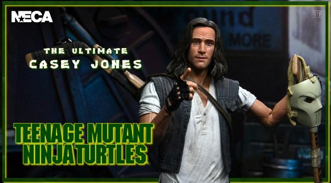Teenage Mutant Ninja Turtles 1990 | Ultimate Casey Jones By NECA