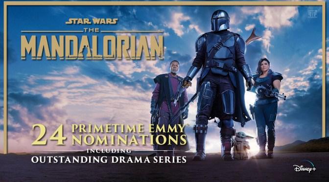 The Mandalorian Hunts Down 24 Primetime Emmy Nominations