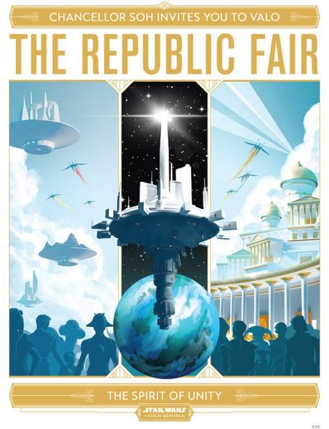 The High Republic Fair