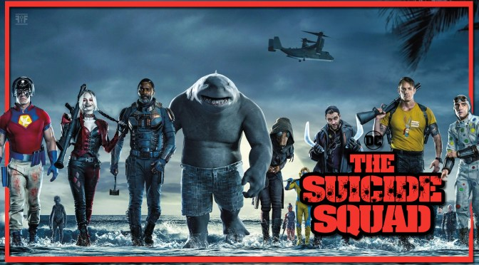 The Suicide Squad Unleashes A New Look!