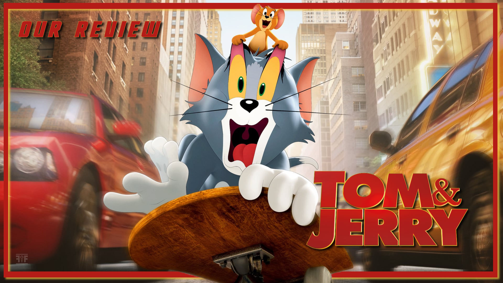 Tom And Jerry The Movie Review Featured
